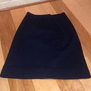 100% wool Italian made skirt